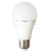 LED spuldze - LED Bulb - 12W E27 A60 Thermoplastic Warm White Dimmable
